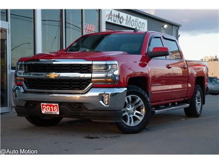 2016 Chevrolet Silverado 1500  (Stk: 201155) in Chatham - Image 1 of 17