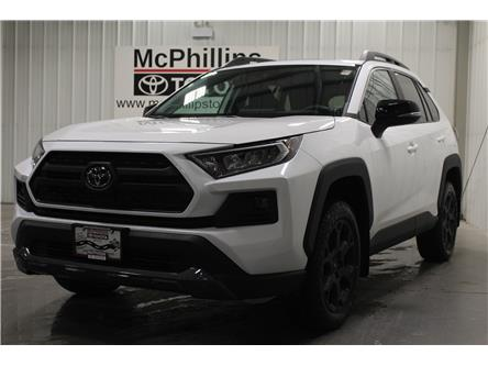 2021 Toyota RAV4 Trail (Stk: W162202) in Winnipeg - Image 1 of 20