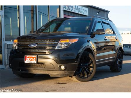2014 Ford Explorer Limited (Stk: 201184) in Chatham - Image 1 of 25
