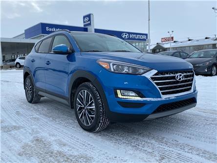 2021 Hyundai Tucson Luxury (Stk: 50110) in Saskatoon - Image 1 of 10