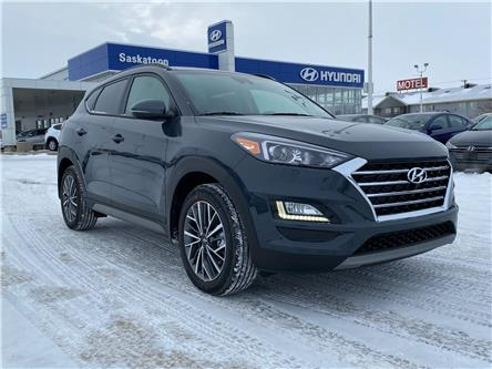 2021 Hyundai Tucson Preferred w/Sun & Leather Package (Stk: 50089) in Saskatoon - Image 1 of 10