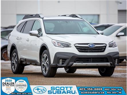 2021 Subaru Outback Premier (Stk: 141182) in Red Deer - Image 1 of 13