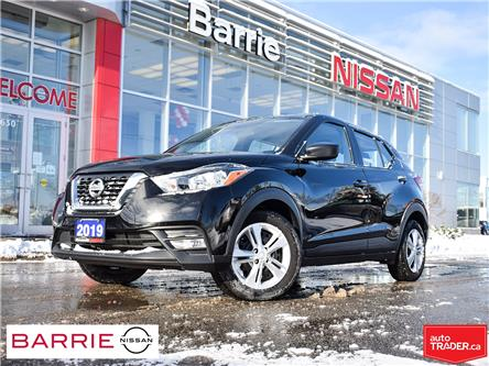 2019 Nissan Kicks S (Stk: 20509A) in Barrie - Image 1 of 27