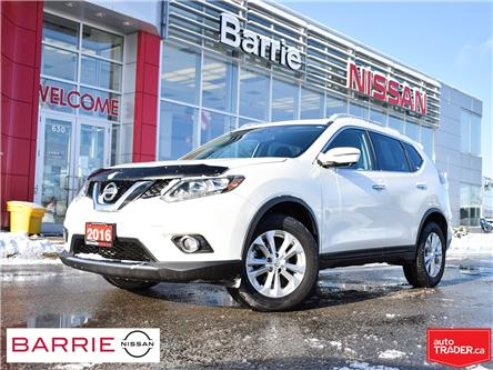 2016 Nissan Rogue SV (Stk: P4745) in Barrie - Image 1 of 30