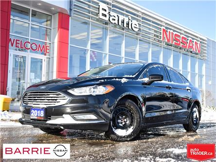 2018 Ford Fusion SE (Stk: P4748) in Barrie - Image 1 of 29