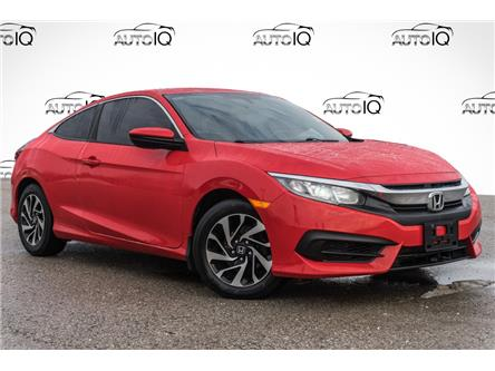2017 Honda Civic LX (Stk: 34436AU) in Barrie - Image 1 of 22