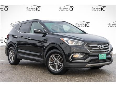 2017 Hyundai Santa Fe Sport SUV (Stk: 34365AUX) in Barrie - Image 1 of 25