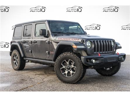 2018 Jeep Wrangler Unlimited Rubicon (Stk: 34578AU) in Barrie - Image 1 of 18
