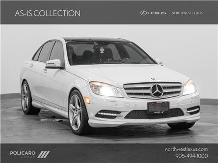 2011 Mercedes-Benz C-Class Base (Stk: 632541T) in Brampton - Image 1 of 17