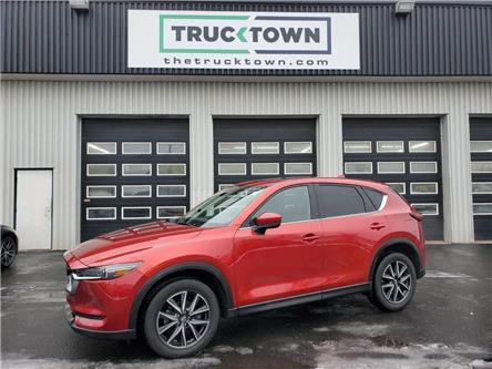 2018 Mazda CX-5 GT (Stk: T0131) in Smiths Falls - Image 1 of 27