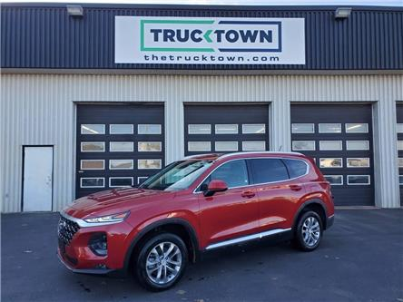 2020 Hyundai Santa Fe Essential 2.4  w/Safety Package (Stk: T0129) in Smiths Falls - Image 1 of 23