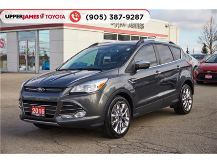 2016 Ford Escape SE (Stk: 91795) in Hamilton - Image 1 of 21