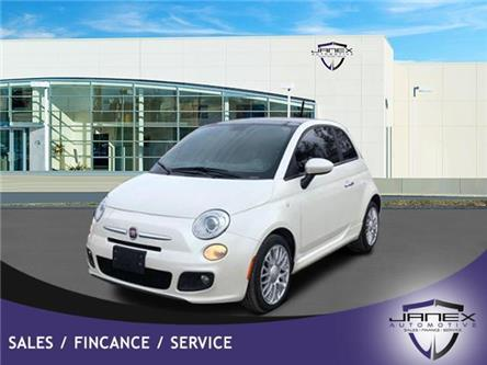 2012 Fiat 500 Sport (Stk: 20495) in Ottawa - Image 1 of 18