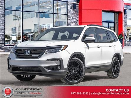 2021 Honda Pilot Black Edition (Stk: 221069) in Huntsville - Image 1 of 23