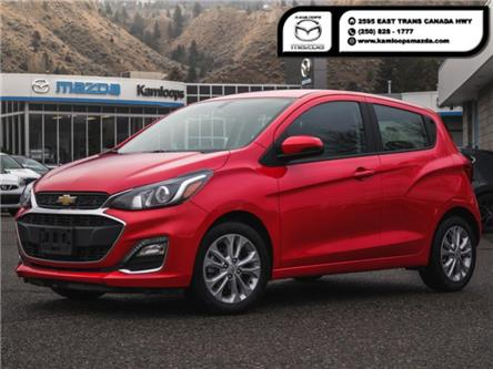 2019 Chevrolet Spark 1LT CVT (Stk: HL081A) in Kamloops - Image 1 of 32