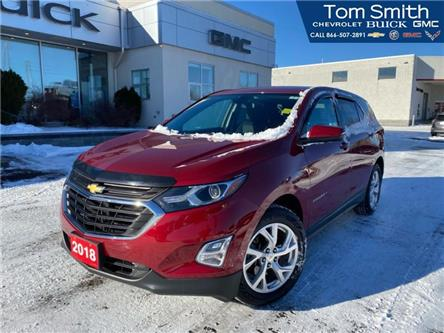 2018 Chevrolet Equinox LT (Stk: 200708A) in Midland - Image 1 of 20