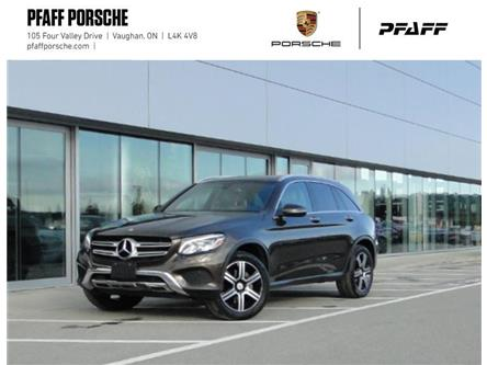 2018 Mercedes-Benz GLC300 4MATIC SUV (Stk: P16250AA) in Vaughan - Image 1 of 22
