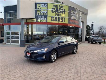 2019 Hyundai Elantra Preferred (Stk: 922949) in Ottawa - Image 1 of 20