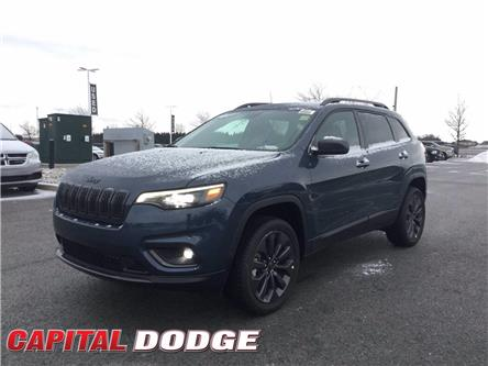2021 Jeep Cherokee North (Stk: M00090) in Kanata - Image 1 of 30