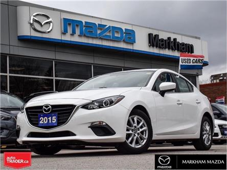 2015 Mazda Mazda3 GS (Stk: Q210236B) in Markham - Image 1 of 22