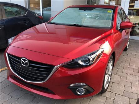 2014 Mazda Mazda3 GT-SKY (Stk: 21454A) in Toronto - Image 1 of 18