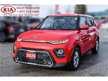 2020 Kia Soul EX (Stk: R0074) in Newmarket - Image 1 of 20