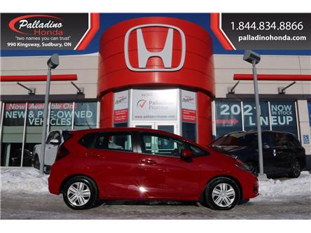 2019 Honda Fit LX w/Honda Sensing (Stk: U9848) in Greater Sudbury - Image 1 of 34
