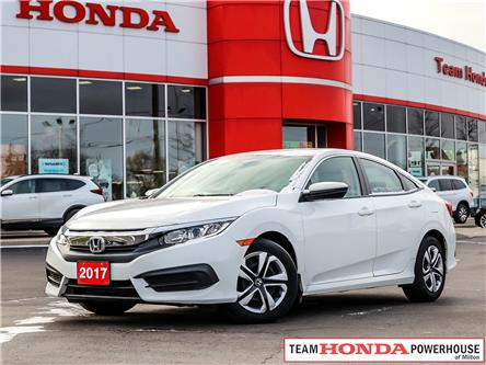 2017 Honda Civic LX (Stk: 20524A) in Milton - Image 1 of 29