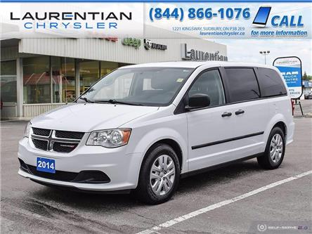 2014 Dodge Grand Caravan SE/SXT (Stk: P0171) in Sudbury - Image 1 of 26