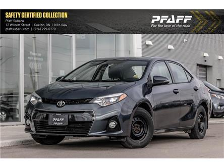 2016 Toyota Corolla S (Stk: S00893A) in Guelph - Image 1 of 21