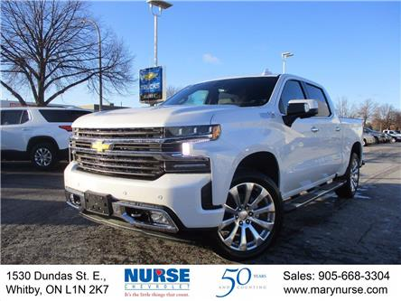 2021 Chevrolet Silverado 1500 High Country (Stk: 21P054) in Whitby - Image 1 of 30