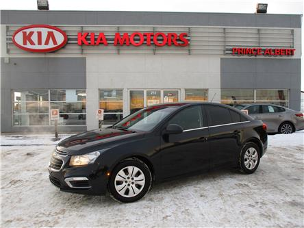 2016 Chevrolet Cruze Limited 1LT (Stk: B4162A) in Prince Albert - Image 1 of 13