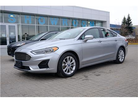 2020 Ford Fusion Hybrid SEL (Stk: 959120) in Ottawa - Image 1 of 17