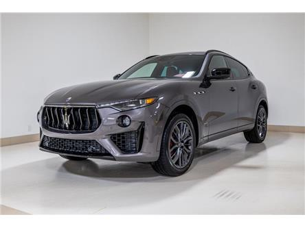 2021 Maserati Levante GranSport (Stk: 1010MC) in Calgary - Image 1 of 19