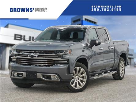 2019 Chevrolet Silverado 1500 High Country (Stk: T21-1647A) in Dawson Creek - Image 1 of 15