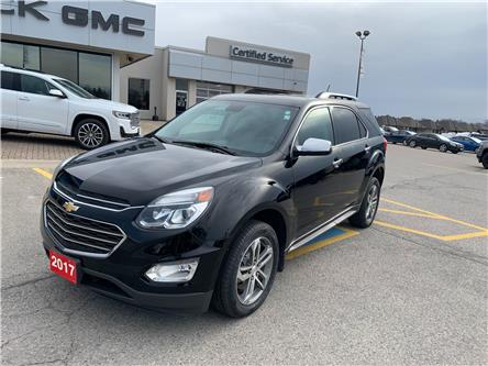2017 Chevrolet Equinox Premier (Stk: 174271.) in Strathroy - Image 1 of 7