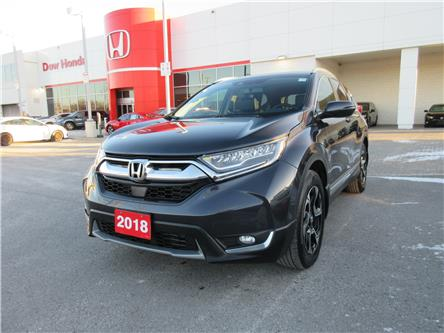 2018 Honda CR-V Touring (Stk: 28965L) in Ottawa - Image 1 of 18