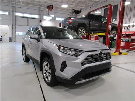 2021 Toyota RAV4 Limited (Stk: 219040) in Moose Jaw - Image 1 of 31