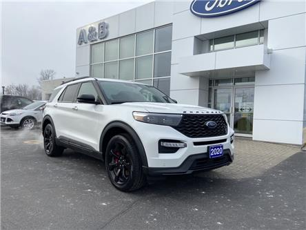 2020 Ford Explorer ST (Stk: A6153) in Perth - Image 1 of 24