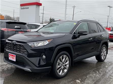 2019 Toyota RAV4 Limited (Stk: W5224) in Cobourg - Image 1 of 29