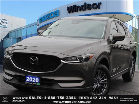 2020 Mazda CX-5 GS (Stk: TR1020) in Windsor - Image 1 of 24
