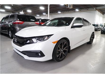 2019 Honda Civic Sport (Stk: 033394) in Vaughan - Image 1 of 25