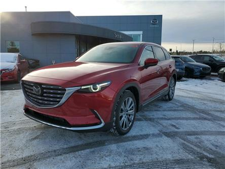 2021 Mazda CX-9 Signature (Stk: N6330) in Calgary - Image 1 of 4