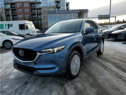 2021 Mazda CX-5 GT w/Turbo (Stk: N6329) in Calgary - Image 1 of 4