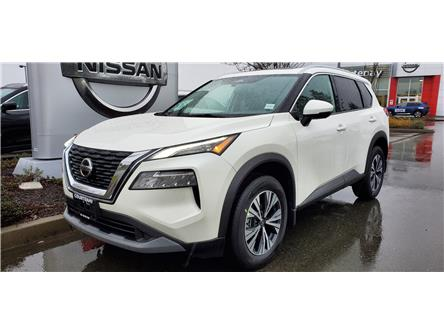 2021 Nissan Rogue SV (Stk: R2104) in Courtenay - Image 1 of 8