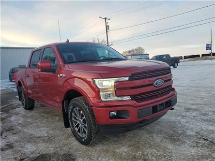 2020 Ford F-150 Lariat (Stk: 20255) in Wilkie - Image 1 of 20