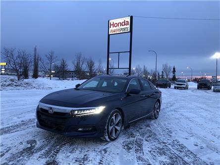 2018 Honda Accord Touring (Stk: H14-0084A) in Grande Prairie - Image 1 of 26