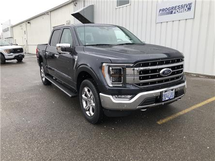2021 Ford F-150 Lariat (Stk: MFA64096) in Wallaceburg - Image 1 of 17