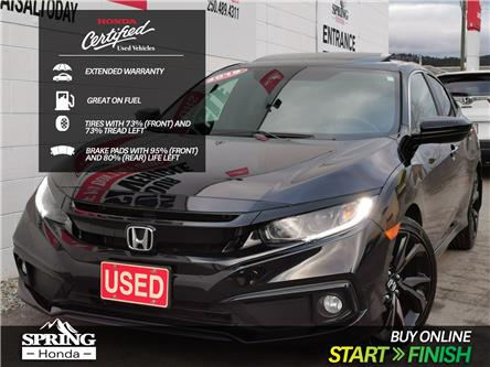 2019 Honda Civic Sport (Stk: H29513A) in North Cranbrook - Image 1 of 17