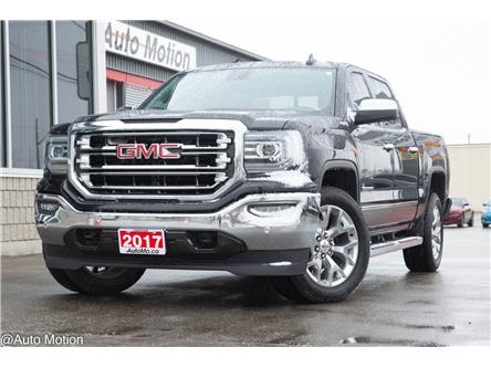 2017 GMC Sierra 1500 SLT (Stk: 201190) in Chatham - Image 1 of 24